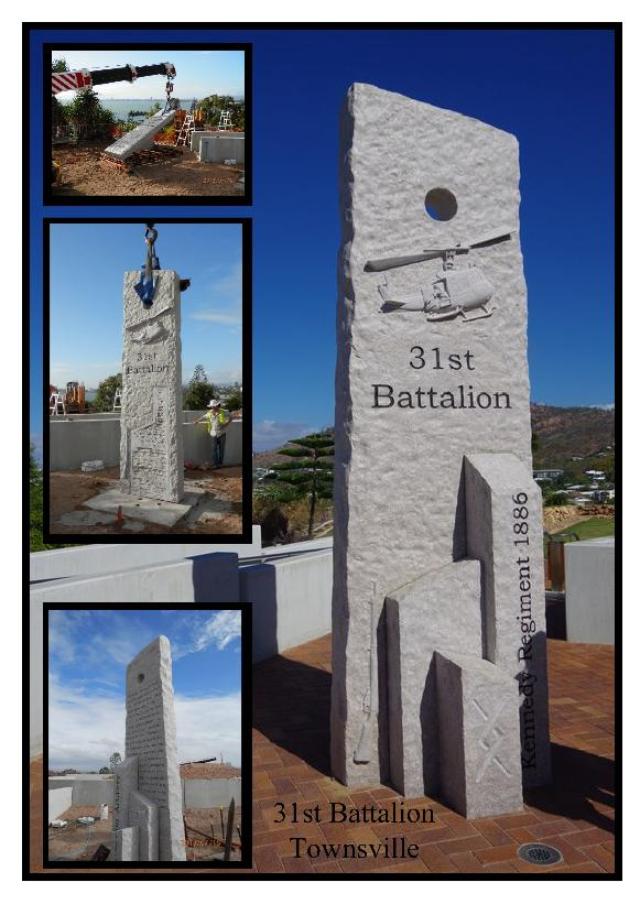 31st Battalion Memorial, Townsville