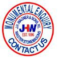 Contact J.H. Wagner & Sons - Monumental Enquiry