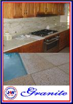 Granite products from J.H. Wagner & Sons.