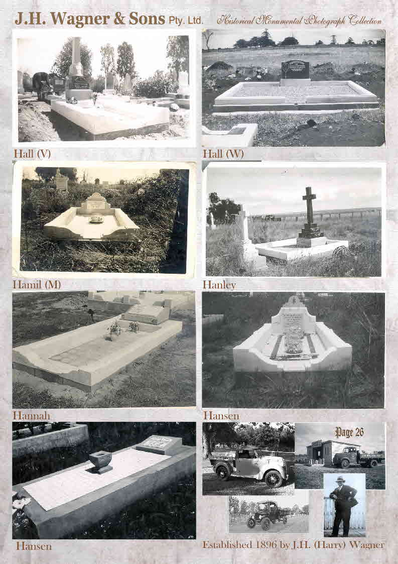 Monumental Historical Photos from J.H. Wagner & Sons page 26
