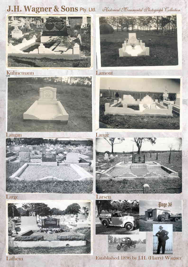 Historical Photos from J.H. Wagner & Sons. Page 36