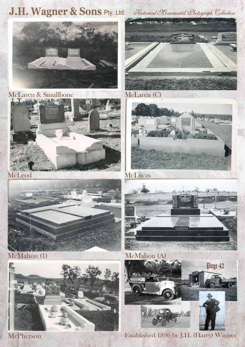 Historical Photos from J.H. Wagner & Sons. Page 42