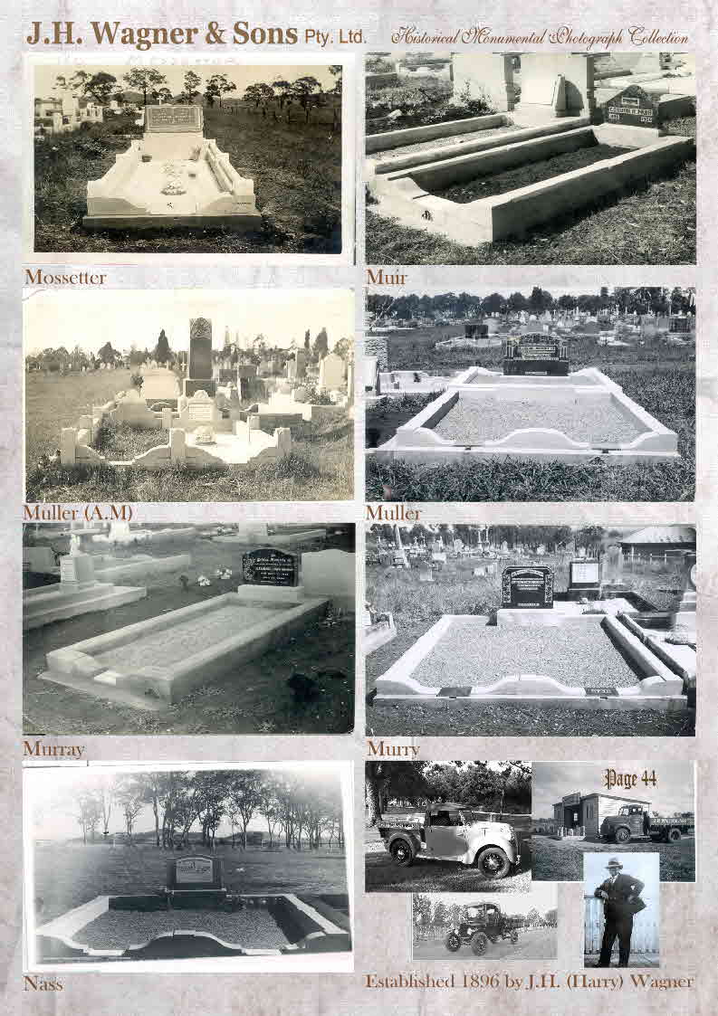 Historical Photos from J.H. Wagner & Sons Page 44