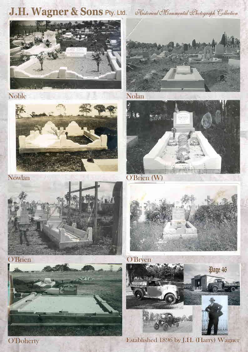 Historical Photos from J.H.Wagner & Sons page 46