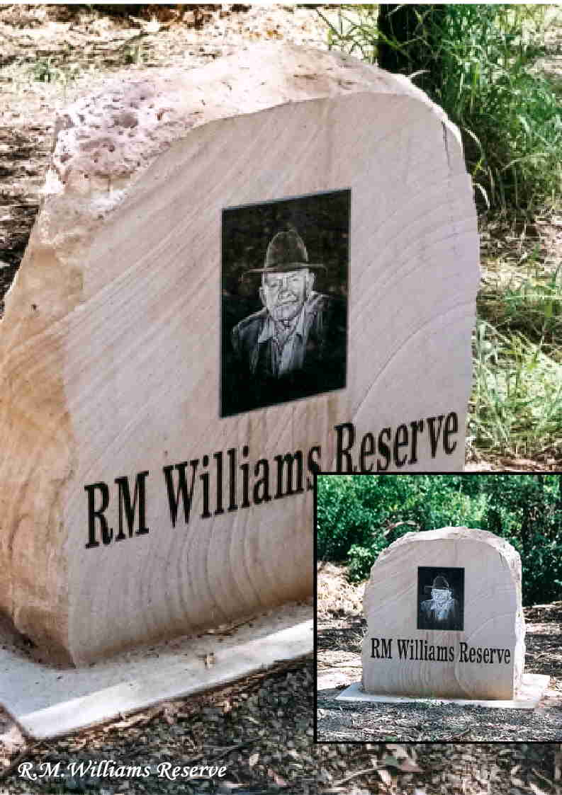 R.M. Williams Reserve