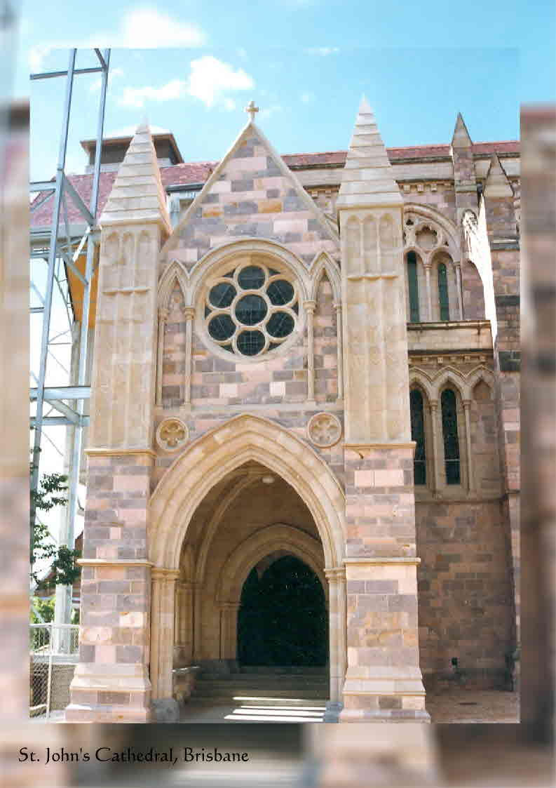 St. John's Cathedral, Brisbane